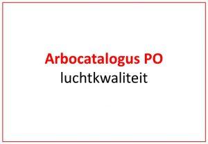 Arbocatalogus PO - luchtkwaliteit - ref