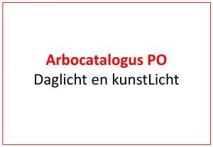 Arbo PO - Licht