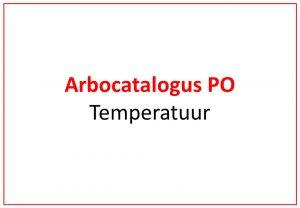 Arbo PO -Temp