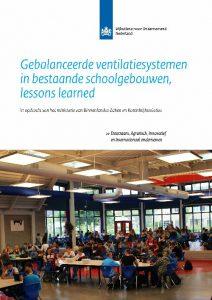 RVO Gebalanceerde ventilatiesystemen brochure - ref
