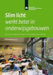 Slim licht werkt beter in onderwijsgebouwen - ref